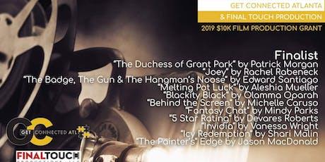 GCA & FTP 10k Check giveaway Filmmaker Announcement tickets