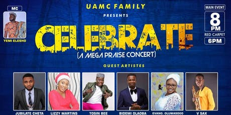 CELEBRATE 3.0 (MEGA PRAISE CONCERT) tickets