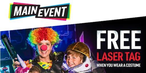Main Event Staford FUN-O-WEEN!!