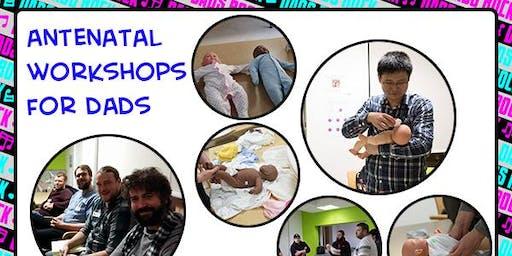 Antenatal Workshop for Dads to be - Edinburgh