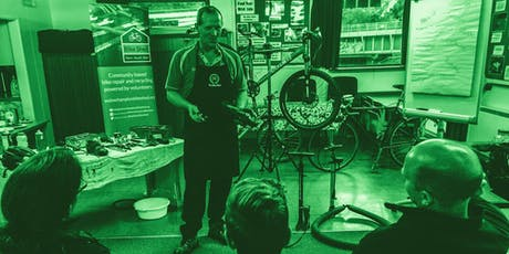 Everyday Bicycle Maintenance Course tickets