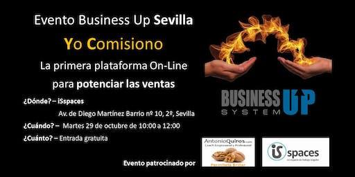 Evento Business Up SEVILLA (octubre)