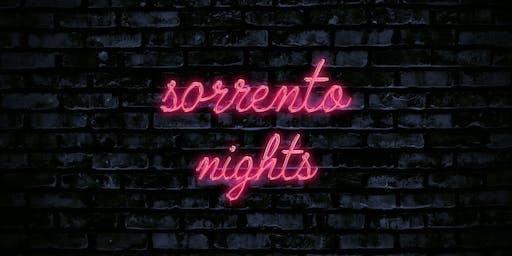 Sorrento Nights with Sundae + Mr. Goessl