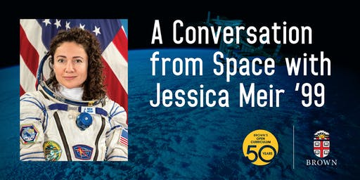 A Conversation from Space with Jessica Meir '99