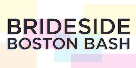 Brideside Boston Bash tickets