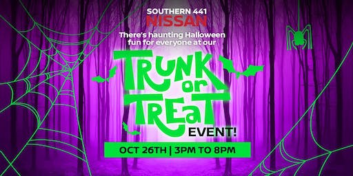 Trunk or Treat Event!