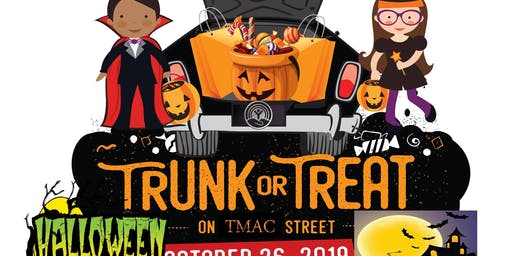 Trunk or Treat on TMAC Street