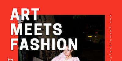 Art Meets Fashion Runway Event