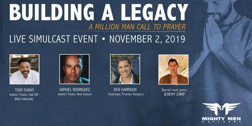 Building a Legacy Men's Conference