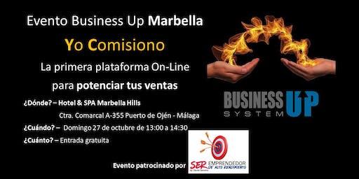 Evento Business Up MARBELLA (octubre)