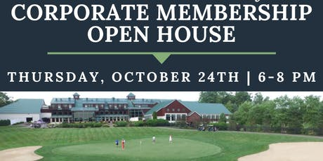 Corporate Membership Open House tickets