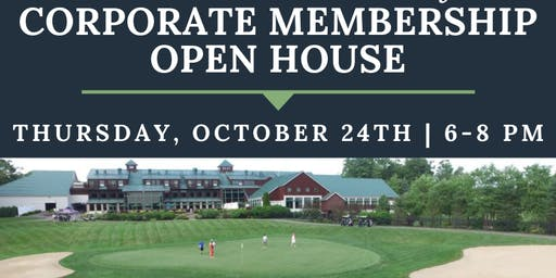 Corporate Membership Open House