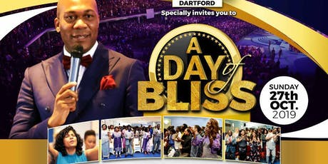 A DAY OF BLISS! tickets