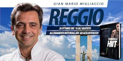 REGGIO CALABRIA | Presentazione libro Formula HIIT