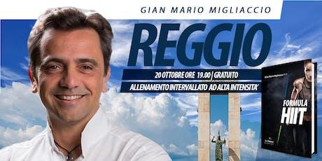 REGGIO CALABRIA | Presentazione libro Formula HIIT  biglietti