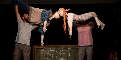 Puppet show: Daddy is a hero tickets