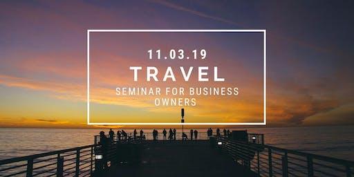 Travel Business Learning Seminar