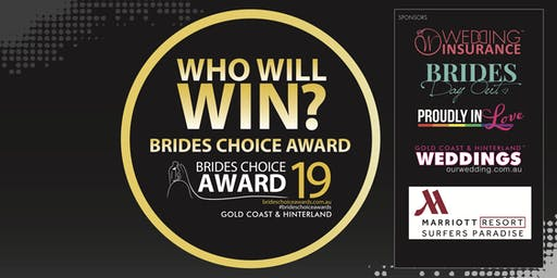 Gold Coast & Hinterland Brides Choice Awards Gala Cocktail Party 2019