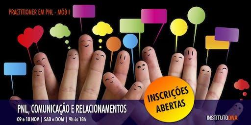 COMUNICAÇÃO E RELACIONAMENTOS - PROGRAMAÇÃO NEUROLINGUÍSTICA (MÓDULO 1)