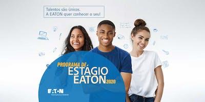 15/10 as 09h00 - Painel com Gestores | Programa de Estágio Eaton 2020