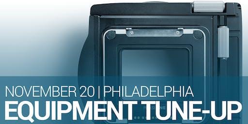 Equipment Tune-up – Philadelphia  – November 2019
