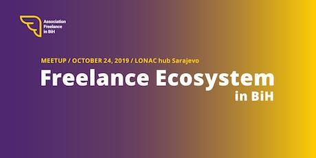 EF WEEK 2019: Freelance Ecosystem in Bosnia and Herzegovina tickets