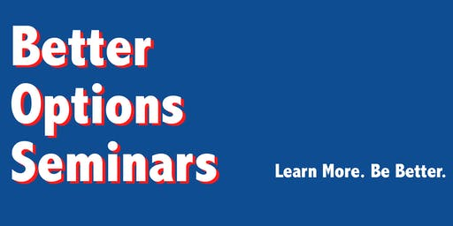 Better Options Seminars - Topic: Parental Alienation