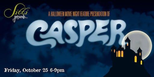 Halloween Party & Movie Night!
