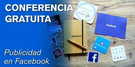 Conferencia Gratis Facebook para negocios en Barranquilla entradas