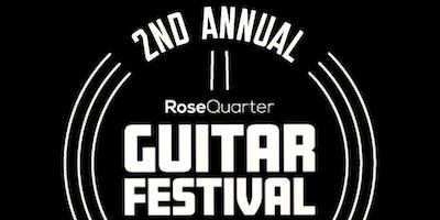 2019 Rose Quarter Guitar Festival