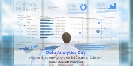 Data Analytics Day entradas