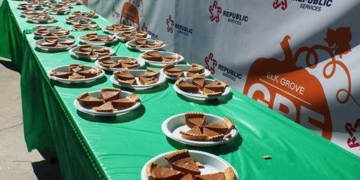 Pumpkin Pie Eating Contest- Register to compete