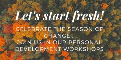Personal Development Workshop