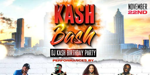 Kash Bash 2019 - DJ Kash Birthday Celebration