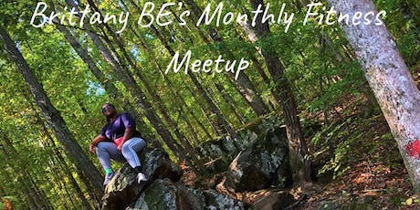 Brittany BE's Monthly Atlanta Fitness Meetup Registration tickets