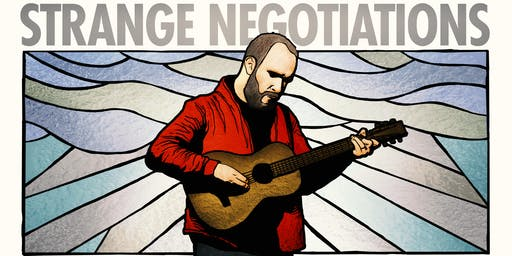 TOLEDO, OH Strange Negotiations: Film Screening & Live Music