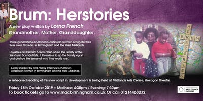 Brum: Herstories