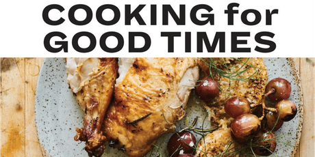 Author Event | Cooking for Good Times - A Demo with Paul Kahan and Perry Hendrix tickets