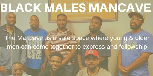 The Black Males Mancave