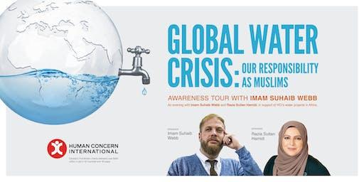 Global Water Crisis Tour