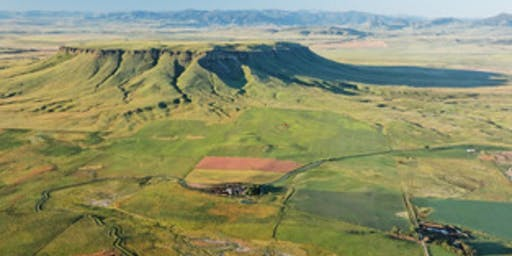 Square Butte—Moderately Easy