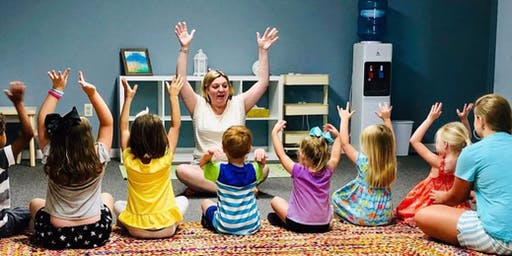 Raleigh Homeschoolers' Studio Musical Theater Class - No experience needed