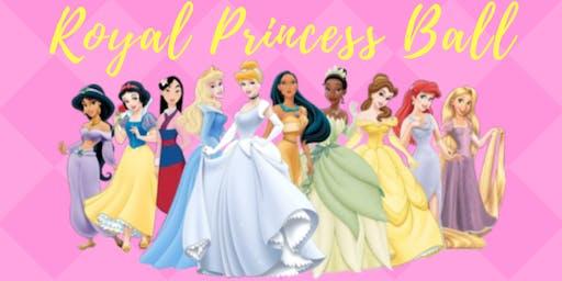 Royal Princess Ball Glendale Studio 2019