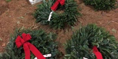 Wine & Wreaths - Boyce Farms  - NIGHT 1