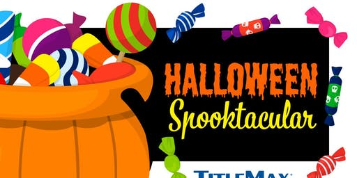 Halloween Spooktacular at TitleMax Snellville, GA