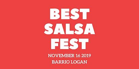 Best Salsa Fest tickets