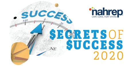 NAHREP Cape Coral Fort Myers: $ecrets to $uccess 2020 tickets