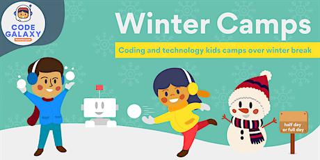 Code Galaxy Winter Camps tickets