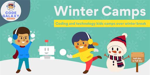 Code Galaxy Winter Camps