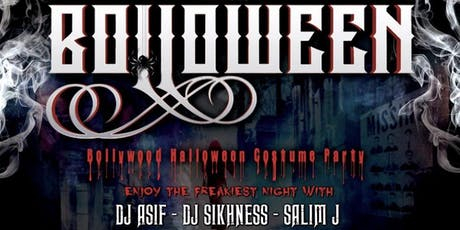 BOLLOWEEN - A Bollywood Halloween Costume Party tickets
